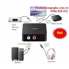 Hình ảnh Bộ chuyển đổi Quang sang Audio cao cấp Ugreen UG-30910