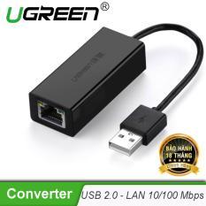 Bộ chuyển đổi USB 2.0 sang LAN 10/100 Mbps CR110 20254 - Hãng phân phối chính thức