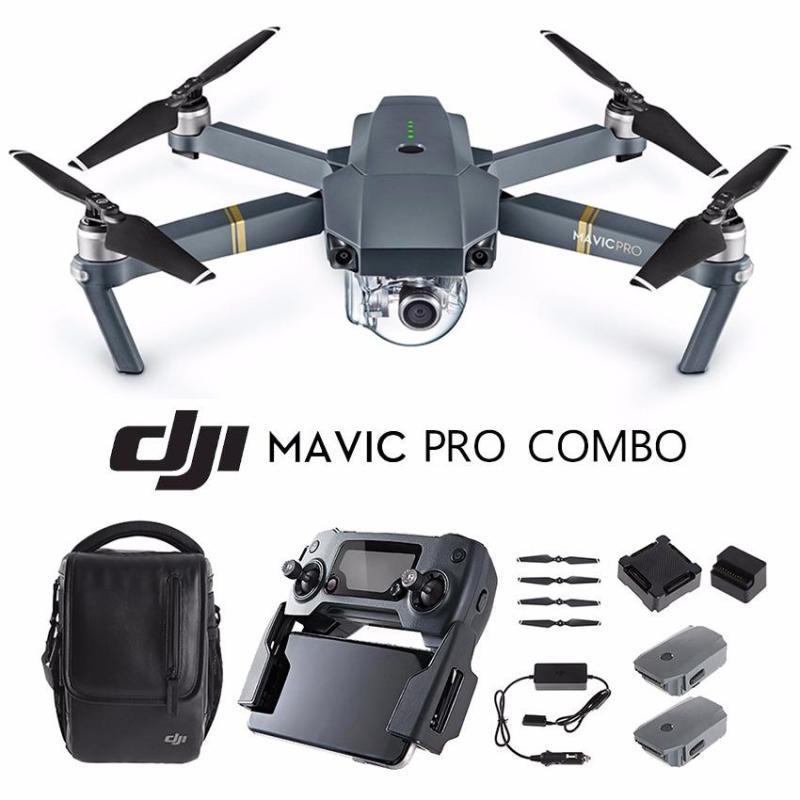 Bộ Combo Máy bay camera điều khiển DJI MAVIC PRO - Hàng nhập khẩu