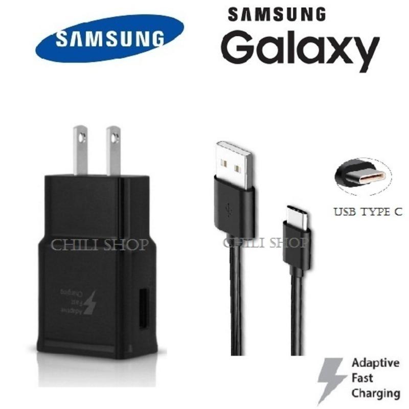 Bộ củ sạc, dây cáp cho Samsung Galxy Note 8/ S8/ S8 Plus- Chuẩn sạc nhanh