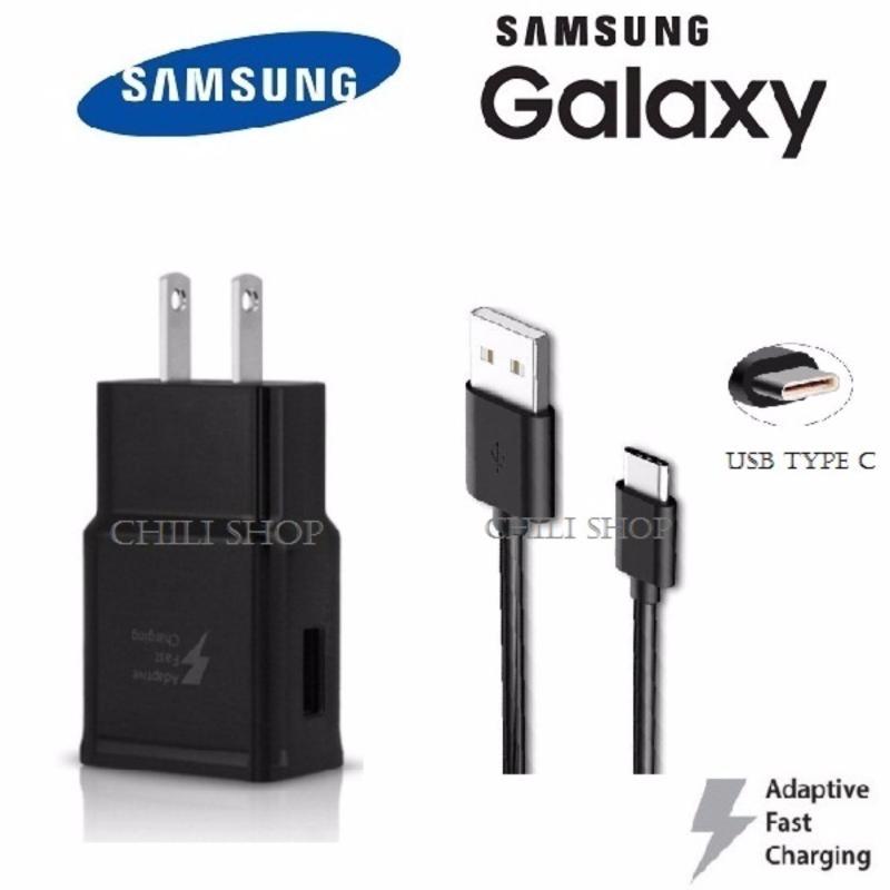 Bộ củ sạc, dây cáp Samsung Galaxy S8- Chính hãng