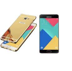 Giá Bán Bộ Dan Kinh Cường Lực Va Ốp Lưng Cho Samsung Galaxy A7 2016 Gương Vang Oem Trực Tuyến