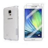 Giá Bán Bộ Dan Kinh Cường Lực Va Ốp Lưng Silicon Cho Samsung Galaxy J5 2015 Có Thương Hiệu