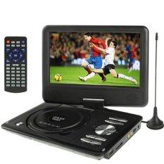 Bộ Đầu DVD có màn hình,chơi game, xem tivi Portable EVD NS-958 (Đen)