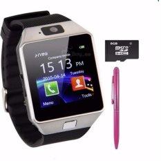Bán Bộ Đồng Hồ Thong Minh Smart Watch Dz09 1 Thẻ Nhớ 8Gb 1 But Cảm Ứng Rẻ Trong Hồ Chí Minh