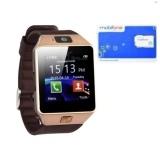 Ôn Tập Cửa Hàng Bộ Đồng Hồ Thong Minh Smart Watch Uwatch Dz09 Vang Va Sim 3G Trực Tuyến