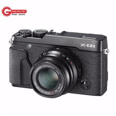 Mã Khuyến Mại Bộ Fujifilm X E2S 16 3Mp Va Les Kit Xf 35Mm F2R Đen Tặng 01 Thẻ Nhớ 16Gb 01 Tui Va 01 Miếng Dan Man Hinh Hang Phan Phối Chinh Thức Trong Hà Nội