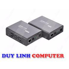 Bộ kéo dài HDMI 100m thông qua CAT5E,CAT6 Ugreen 40210