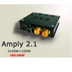 Chiết Khấu Bộ Khuếch Đại Classd 2 1 2X50W 100W Tpa3116D2 V2 Co Vỏ Acer