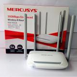 Ôn Tập Bộ Phat Song Wifi Sieu Mạnh 4 Ăng Ten Mercusys Mw325R Tốc Độ 300Mbps