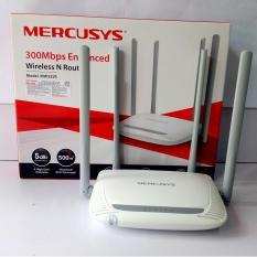 Mua Bộ Phat Song Wifi Sieu Mạnh 4 Ăng Ten Mercusys Mw325R Tốc Độ 300Mbps Trực Tuyến