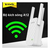 Ôn Tập Bộ Kich Song Wifi Cao Cấp Tenda A12 Ba Rau Bản Nang Cấp Của Tenda A9 Song Mạnh Hơn Xa Hơn Hà Nội