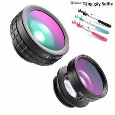Bán Bộ Lens Ống Kinh Điện Thoại Aukey Pl A1 3 Trong 1 Fisheye Wide Marco Aukey Trong Hà Nội