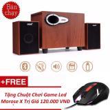 Bộ Loa May Tinh Sada D222 Hỗ Trợ Bluetooth Usb Thẻ Nhớ Jack 3 5 Tặng Chuột Chơi Game Led Morose X Rẻ