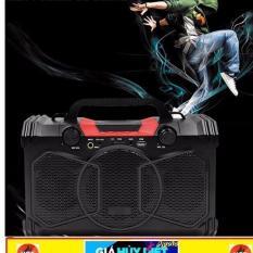Hình ảnh bộ loa nghe nhạc hay - Loa Bluetooth công suất lớn Q66 Pro Siêu Bass - Loa di dong 2.1 Stereo Hát karaoke có Echo, loa nghe nhạc cắm USB, thẻ nhớ ĐỈNH NHẤT - BH 1 đổi 1 bởi BlueStore - bộ loa nghe nhạc mini