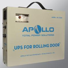 Hình ảnh Bộ lưu điện cửa cuốn APOLLO APL1000 (Xám)