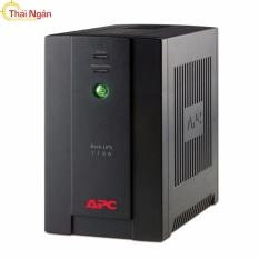 Hình ảnh Bộ lưu điện UPS APC BX1100LI-MS (Đen)