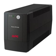 Hình ảnh Bộ lưu điện UPS APC BX650LI-MS 650VA (Đen)