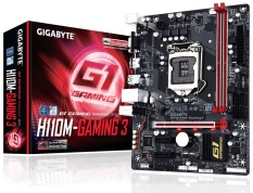 Hình ảnh Bo mạch chủ GIGABYTE™ GA-H110M-Gaming 3
