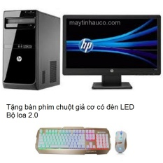 Bán Bộ May Tinh Để Ban Chơi Game Intel Core I3 2100 Ram 4Gb Hdd 250Gb Card Rời Gtx 650 Đen Man Hinh Hp 20 Inch Rẻ