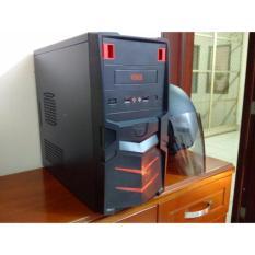 Hình ảnh BỘ MÁY TÍNH ĐỂ BÀN CPU INTEL E8400 (3.0GHZ) RAM 4G (HÌNH THẬT)