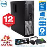 Cửa Hàng Bán Bộ May Tinh Dell Optiplex 790 Sff Core I7 2600 Ram 8Gb Hdd 2Tb Tặng Phim Giả Cơ Chuột Game Lot Chuột Hang Nhập Khẩu