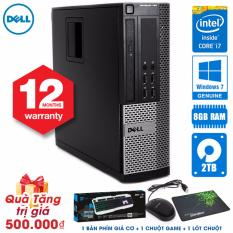 Giá Bán Bộ May Tinh Dell Optiplex 790 Sff Core I7 2600 Ram 8Gb Hdd 2Tb Tặng Phim Giả Cơ Chuột Game Lot Chuột Hang Nhập Khẩu Nguyên Dell