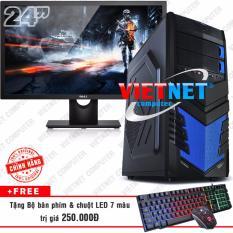 Giá Bán Bộ May Tinh Intel Core I5 2400 Ram 16Gb Hdd 1Tb Lcd Dell 24In Wide Vietnet Hồ Chí Minh