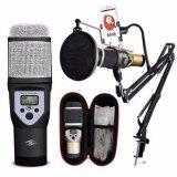 Bán Bộ Micro Thu Am Va Hat Karaoke Cao Cấp Kem Khung M5 Trong Hà Nội