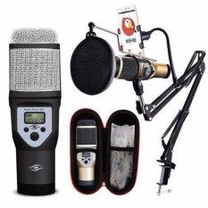 Mua Bộ Micro Thu Am Va Hat Karaoke Cao Cấp Kem Khung M5 Rẻ Trong Hà Nội