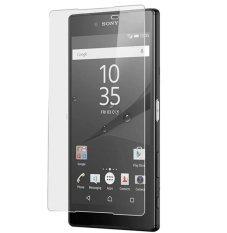 Giá Bán Bộ Miếng Dan Kinh Cường Lực 2 Mặt Trước Sau Cho Sony Xperia Z5 Glass Trong Suốt Trực Tuyến