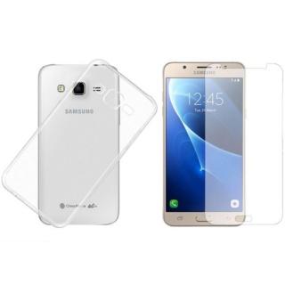 Bộ Ốp Lưng + Kính Cường Lực Cho Samsung Galaxy J7 2015 thumbnail