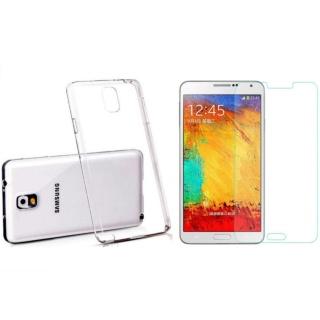[HCM]Bộ Ốp Lưng + Kính Cường Lực Cho Samsung Galaxy Note 3 thumbnail