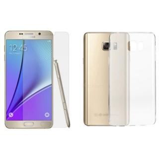 Bộ Ốp Lưng + Kính Cường Lực Cho Samsung Galaxy Note 5 thumbnail