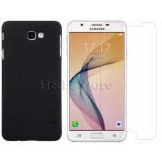 Bán Bộ Ốp Lưng Nillkin Cho Samsung Galaxy J5 Prime Va Kinh Cường Lực 2 5D Trong Suốt Nillkin Trực Tuyến