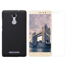 Giá Bán Bộ Ốp Lưng Nillkin Cho Xiaomi Redmi Note 3 Pro Đen Va Kinh Cường Lực Cho Xiaomi Redmi Note 3 Pro Nillkin Nguyên
