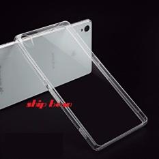 Bộ ốp lưng silicon cho Sony Xperia Z1 + Kính cường lực