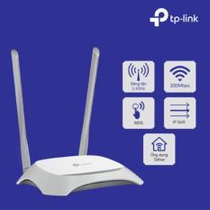 Giá Bán Bộ Phat Song Wifi 2 Rau Tp Link Tl Wr840N Mới