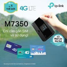 Giá Bán Bộ Phat Song Wifi Bằng 3G 4G Tp Link M7350 Rẻ