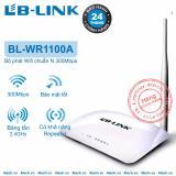 Mã Khuyến Mại Bộ Thu Phat Song Wifi Lb Link Bl Wr1100A 1 Ăng Ten 150Mpbs Hang Phan Phối Chinh Thức