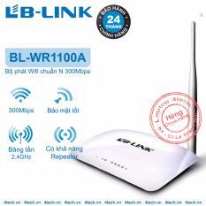 Bộ Thu Phat Song Wifi Lb Link Bl Wr1100A 1 Ăng Ten 150Mpbs Hang Phan Phối Chinh Thức Lb Link Chiết Khấu 30