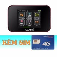 Ôn Tập Trên Bộ Phat Wifi 3G 4G Emobile Gl10P Sim 4G Mobifone 20Gb Thang