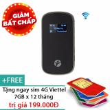 Giá Bán Bộ Phat Wifi 3G Zte Mf80 Tốc Độ Cực Cao Chia Sẻ Cho Nhiều Thiết Bị Cung Luc Sim 4G Viettel 7Gb X 12 Thang Tốc Độ Cao Có Thương Hiệu