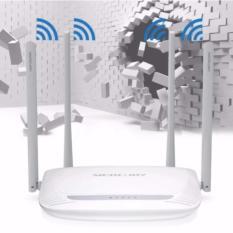 Giá Bán Bộ Phat Wifi 4 Anten Xuyen Tường Mercusys Mw325R 300Mbps Trắng Hà Nội