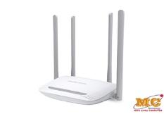 Ôn Tập Trên Bộ Phat Wifi Khong Day Mercusys Mw325R 04 Rau Trắng