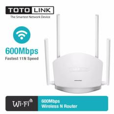 Bộ phát WiFi Router TOTOLINK 600Mbps N600R