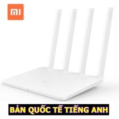Mua Bộ Phat Wifi Router Wifi Xiaomi Gen 3C 4 Anten Bản Quốc Tế Tiếng Anh Xiaomi Nguyên