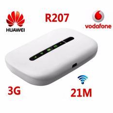 Ôn Tập Bộ Phat Wifi Từ Sim 3G Huawei Vodafone R207 Tốc Độ Cao Mới Nhất