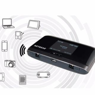 Bộ phát wifi từ sim 3G 4G Netgear 762S tốc độ cao thumbnail