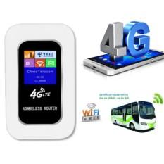 Hình ảnh Bộ phát wifi từ SIM 3G 4G Bán chạy Wireless Router (Phát sóng mạnh)